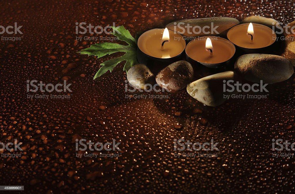 Spa Treatment royalty-free stock photo