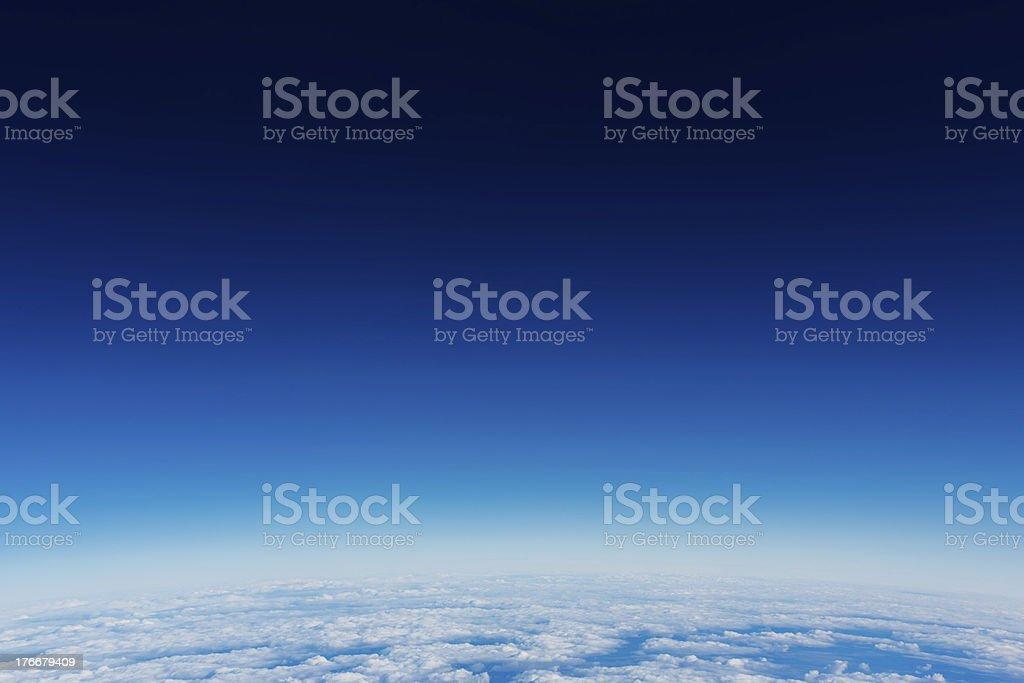 Ambiente de espacio foto de stock libre de derechos