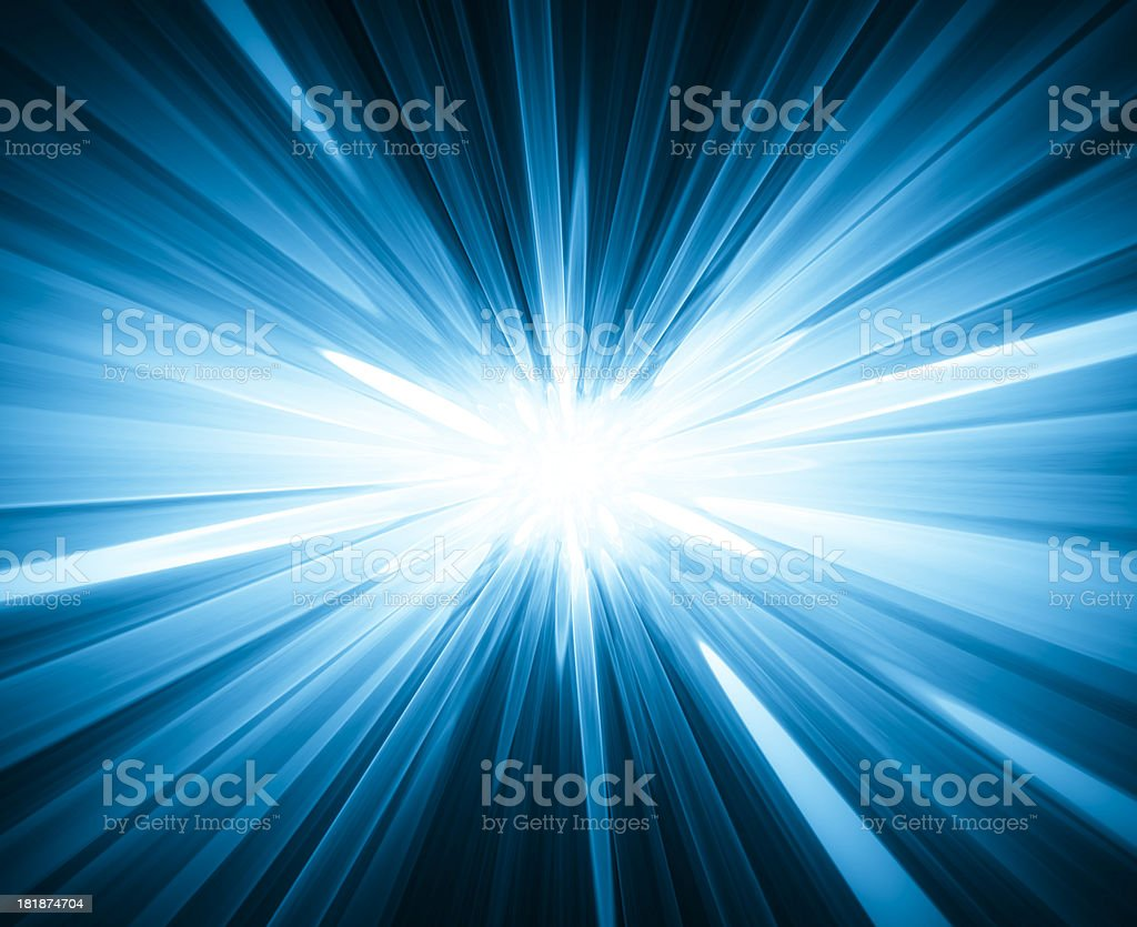 Space background stock photo