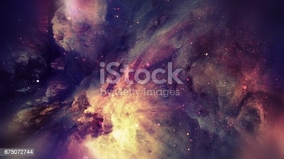 istock Space Background 675072744
