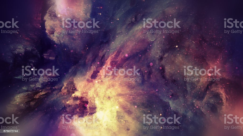 Espacio de fondo - foto de stock