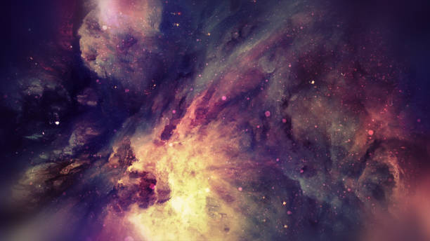 space background - outer space stock photos and pictures