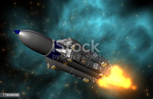 istock Space carrier 179306095