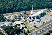 """NASA Space and Rocket Center in Huntsville, Alabama."""