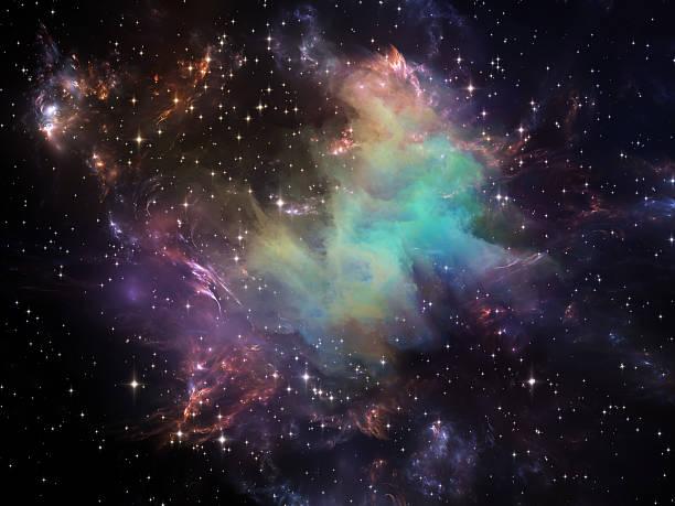 spazio di energia - big bang foto e immagini stock