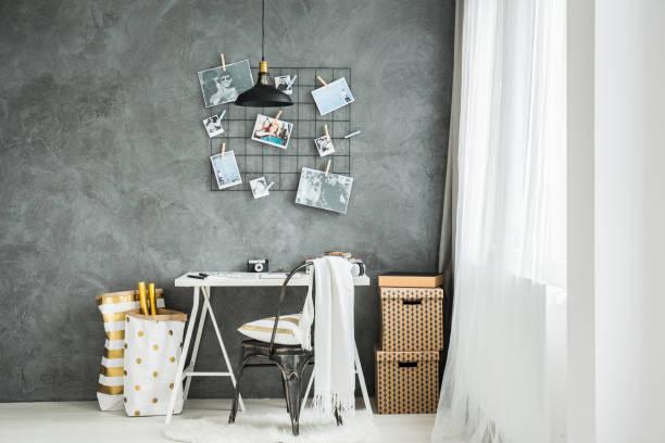 espaço para trabalhar - mood board - fotografias e filmes do acervo