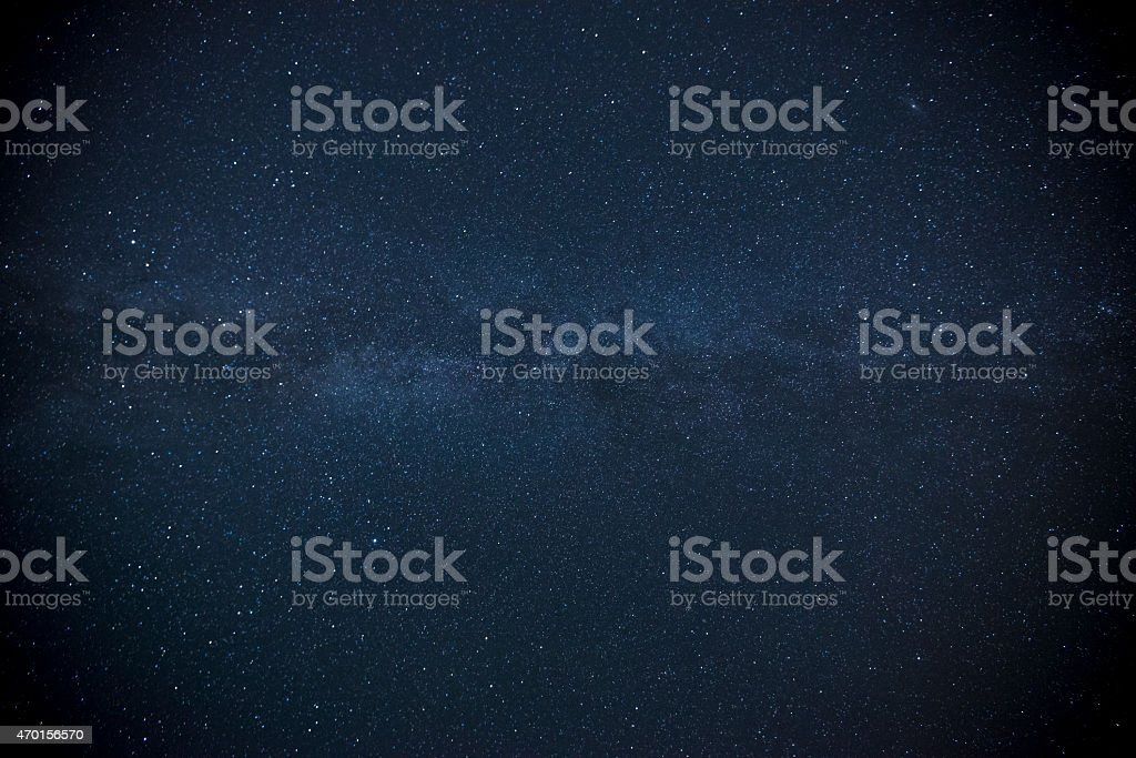 Space galaxy stock photo