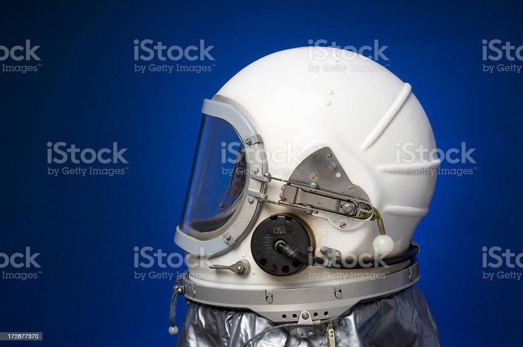 Space Helmet stock photo