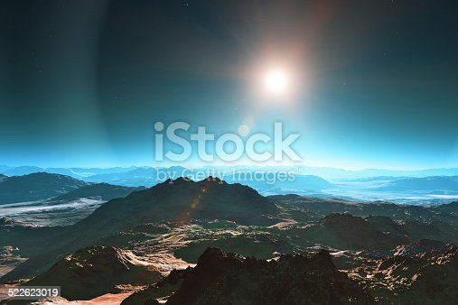 512407584 istock photo Space landscape 522623019