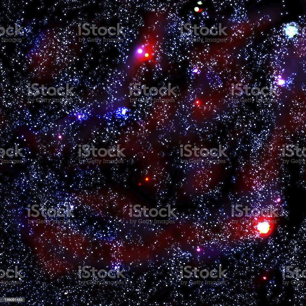 Space royalty-free stock photo