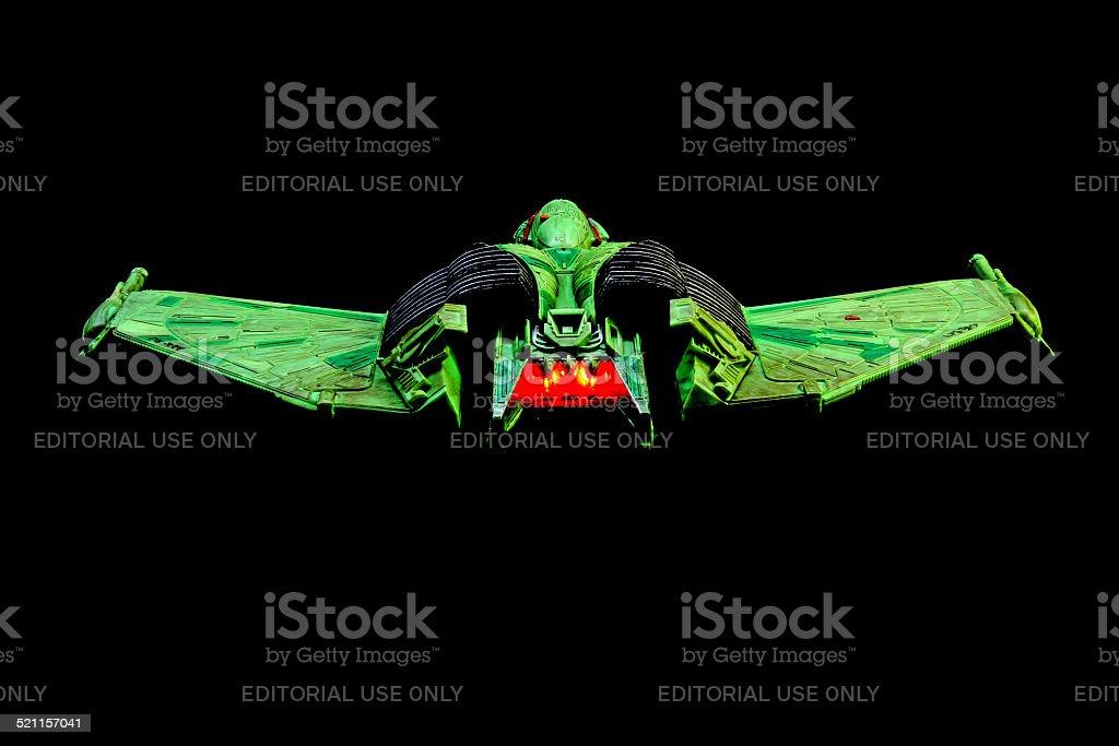 Space Predator stock photo
