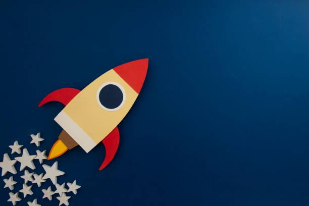 Space Rocket startet – Foto