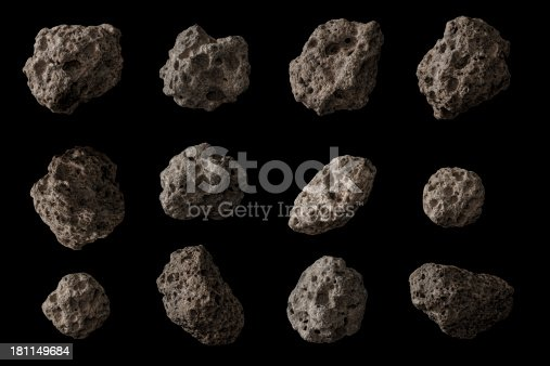 Asteroids?  Meteors?  Moon rocks?  You decide!  Huge captures isolated on pure black for ease of use and integration into your design.  Shields up!  Here come the space rocks!