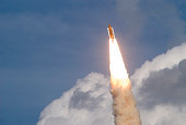 Launch of the Space Shuttle Atlantis on the STS-122 missionOther images in the same series: