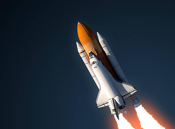 Space Shuttle Launch – Foto