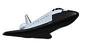 istock Space shuttle 1221134339