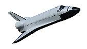 istock Space shuttle 1221134354