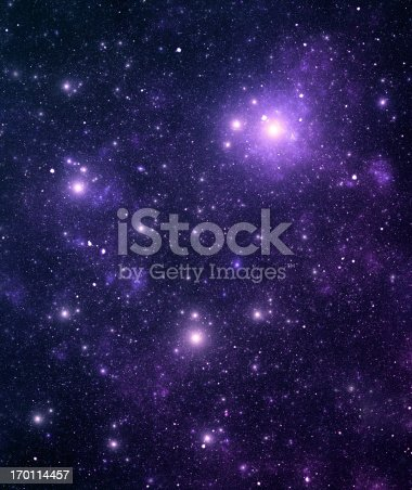 istock Space stars 170114457