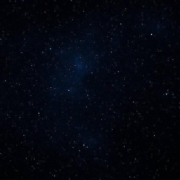 Space stars texture stock photo