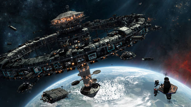 Space Station – Foto