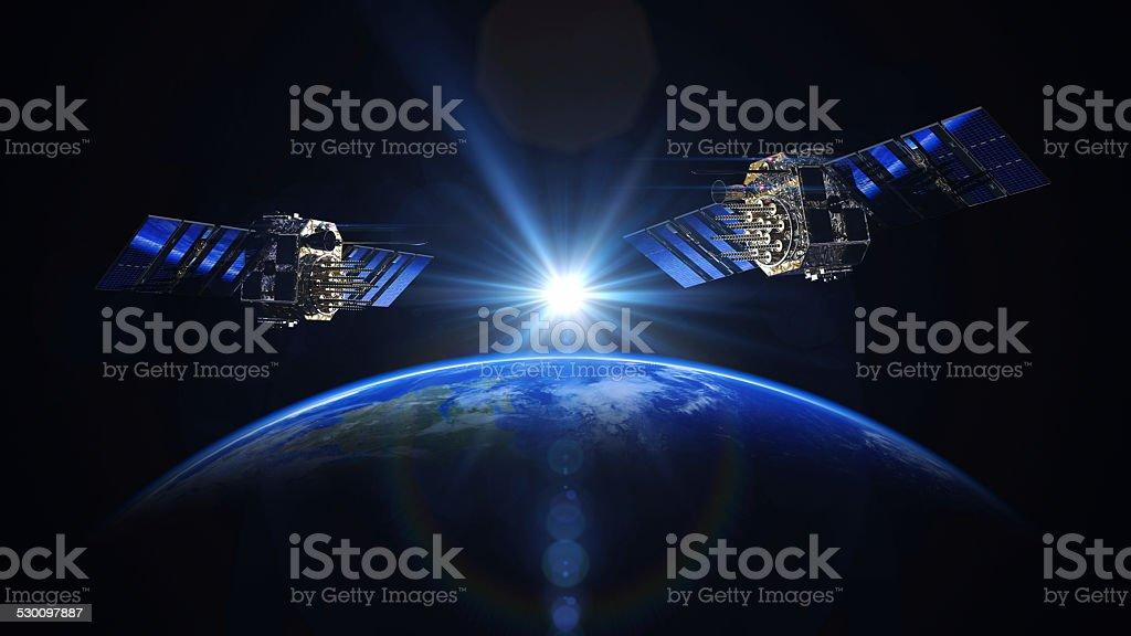 Espace technologie - Photo