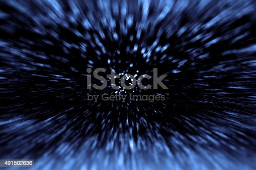 istock Space Time Travel and Big Bang 491502636