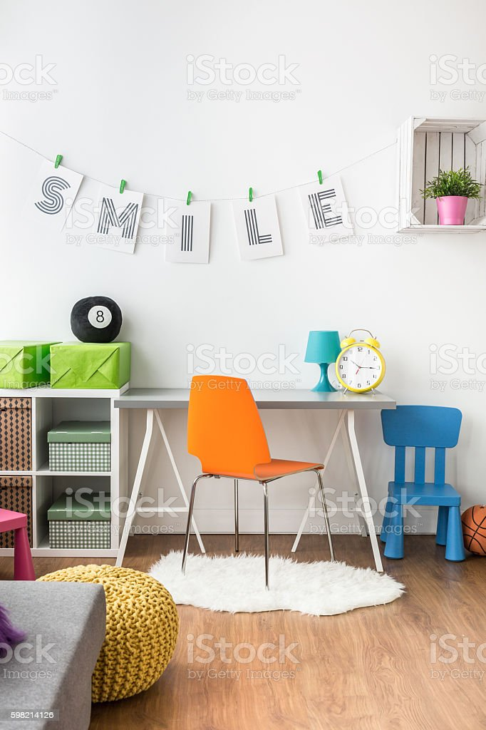 Space to concentrate foto royalty-free