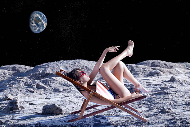 space tourism - space exploration stock photos and pictures
