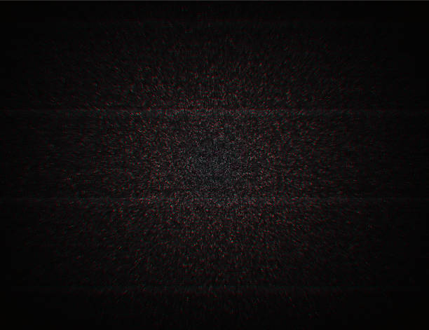 Spaced out noise with chromatic aberration texture background hd stock photo