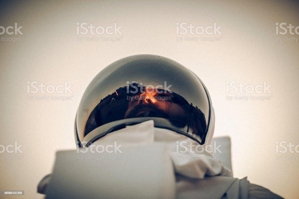 Spaceman - foto stock