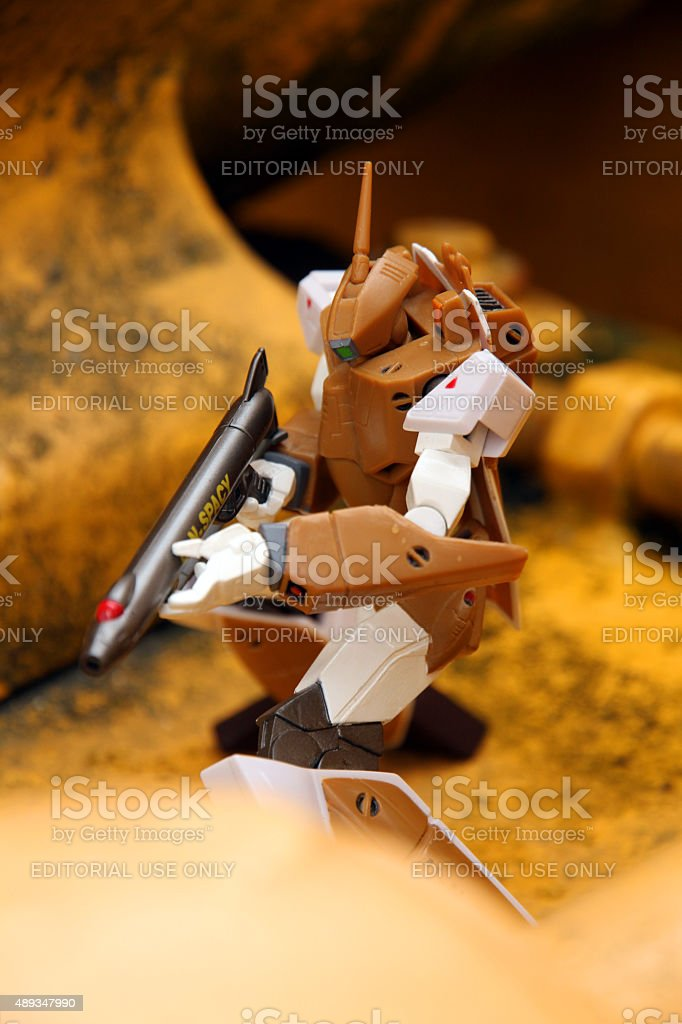 UN Spacy Brings the Fight stock photo