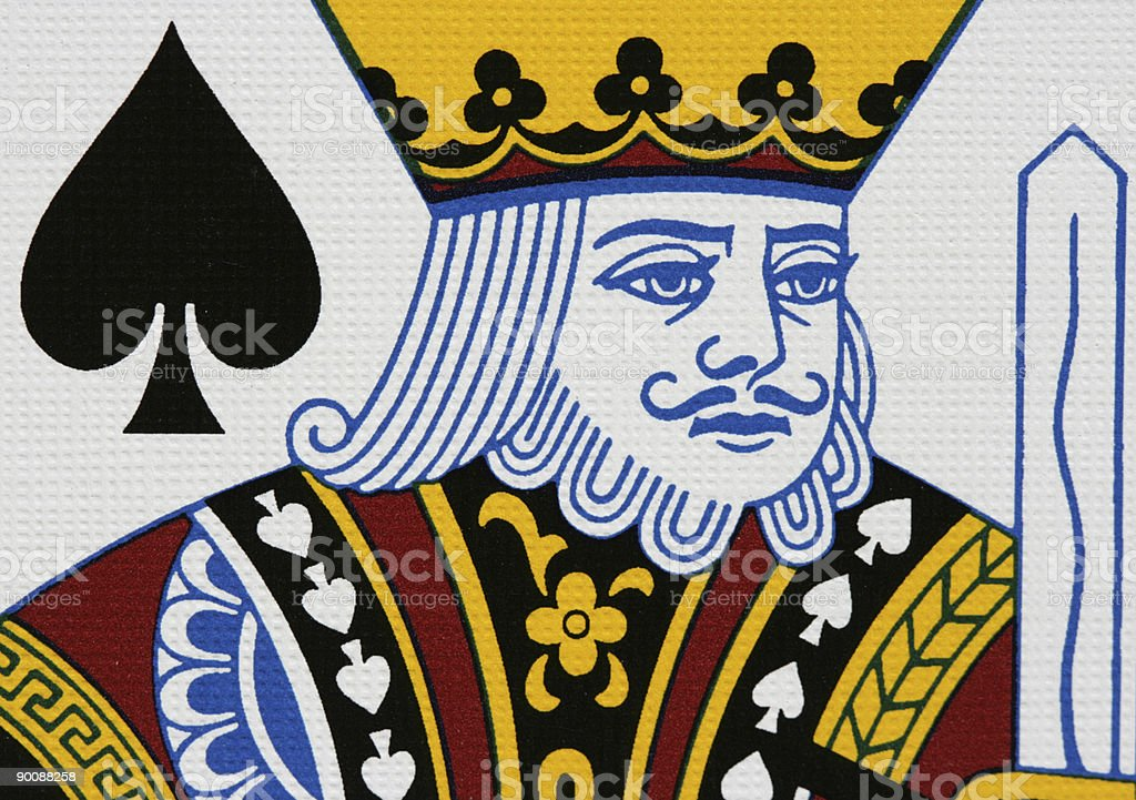 Royalty Free King Of Spades Pictures Images And Stock Photos Istock