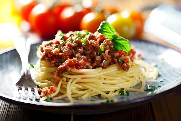 spaghetti bolognese – Foto