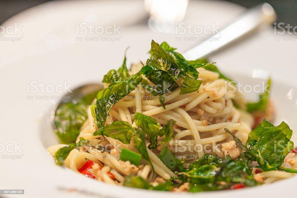 Spaghetti bolognese  Lizenzfreies stock-foto