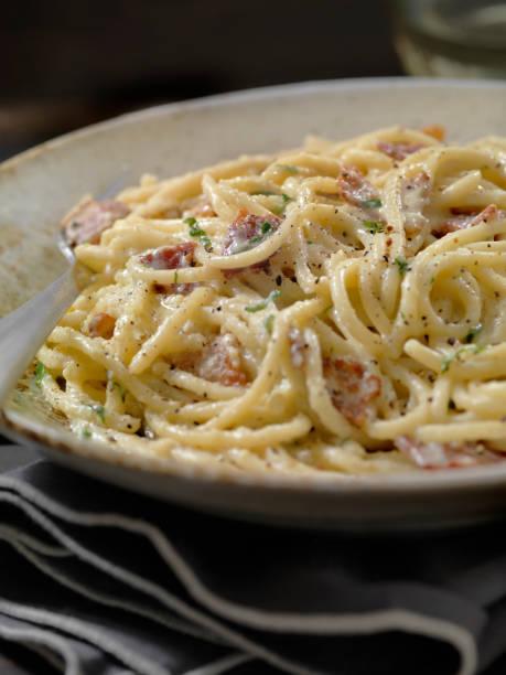 Spaghetti Carbonara – Foto