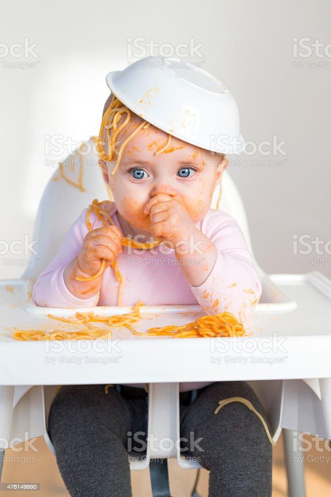Spaghetti Head - Photo