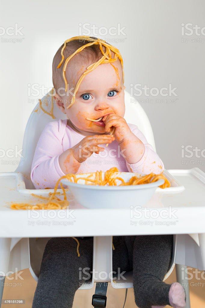 Spaghetti cabeza - Foto de stock de 2015 libre de derechos