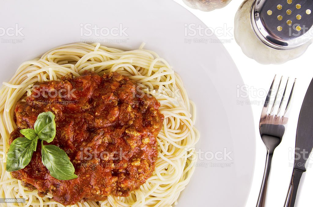 Spaghetti Stockfoto und mehr Bilder von Abnehmen - iStock