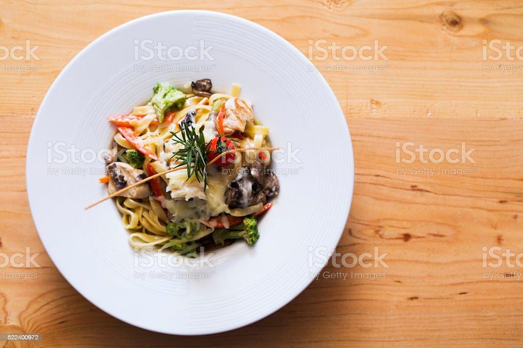 Spaghetti Puttanesca – Foto