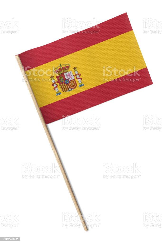 Spain Flag - foto stock