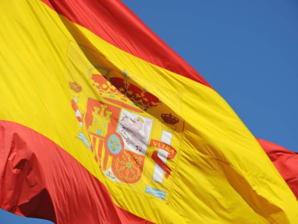 Spanien Flagge – Foto