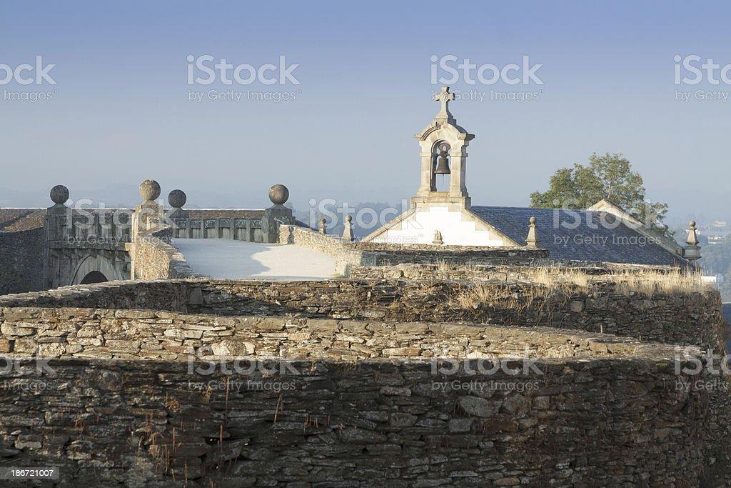Spain, Galicia, City of Lugo stock photo