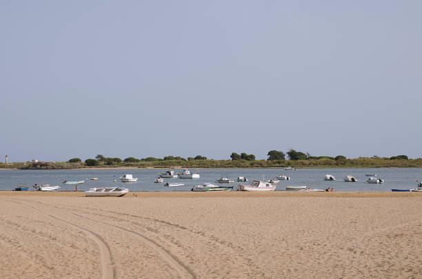 España, Huelva, El Rompido - foto de stock
