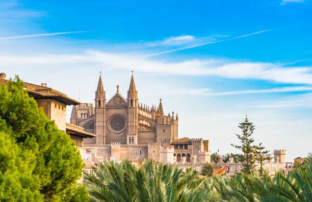 Espagne Palma de Majorque, la cathédrale La Seu - Photo