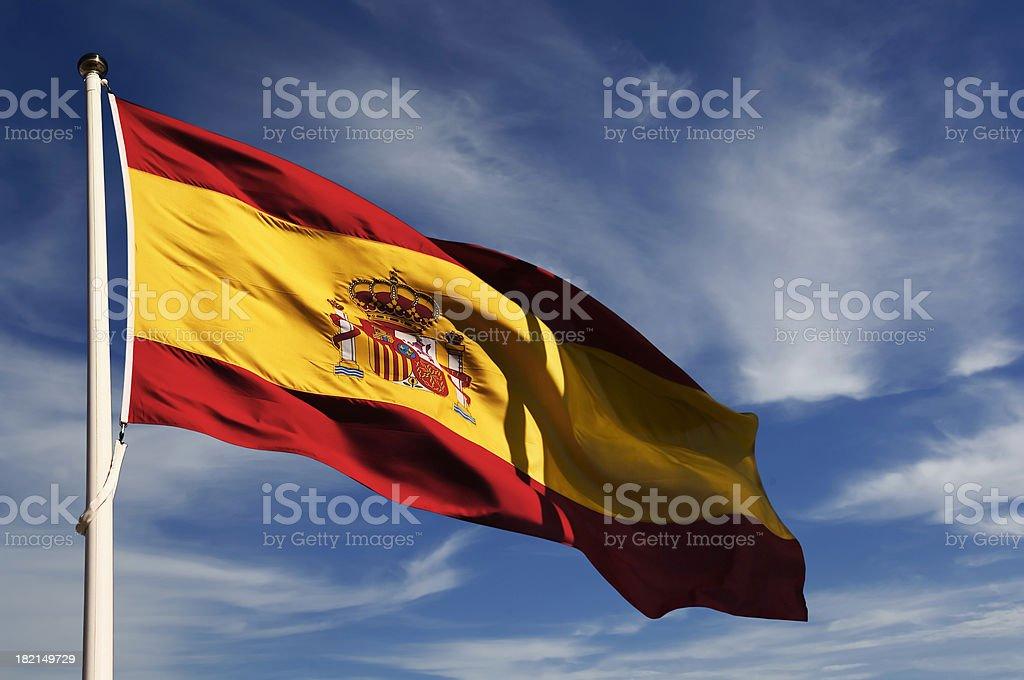 A Espanha - foto de acervo