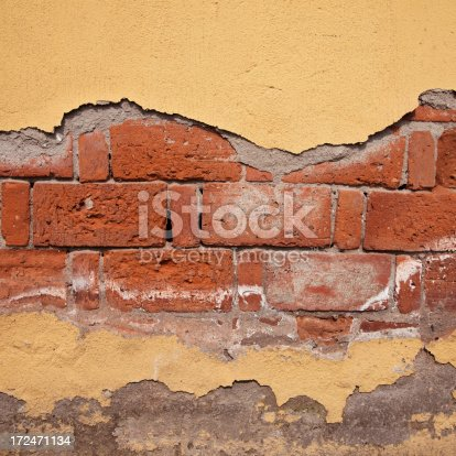 spalling wall