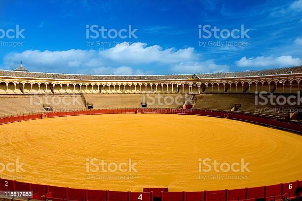 Spanish Arena Stock Photo - Download Image Now