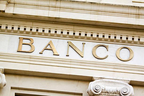 Spanische Bank – Foto