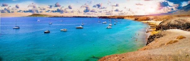 Spanish beaches and coastline