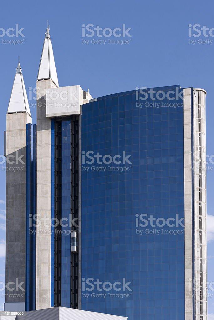 Spanish building, Murcia royalty-free stock photo